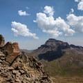 Uncompahgre Peak as seen from near the Matterhorn Peak summit.- Matterhorn Peak