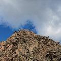 Matterhorn summit.- Matterhorn Peak