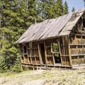 Alta Lakes town site.- Alta Lakes Ghost Town