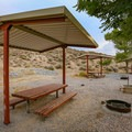One thing the campground lacks is privacy between neighboring campsites.- Westside Campground
