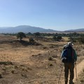 Leaving Warner Springs.- Pacific Crest Trail: California Section B