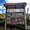 Los Ilinizas National Refuge. The climb begins at 3,950 meters above sea level!- Illiniza Norte
