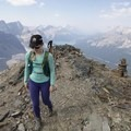 It's mostly just lots of lovely walking. - Bow Peak via Crowfoot Glades