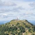 The Lookout Tower on Fairview Peak.- Bohemia Mountain Trail