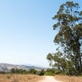 At the summit you will find incredible views of the eastern valley. - Orcutt Hills Trail