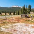 Soda Springs is a great stop along the way to Glen Aulin.- Tuolumne Meadows to Glen Aulin High Sierra Camp