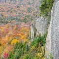 View from Mount Pemigewasset.- Franconia Notch State Park