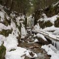 Flume Gorge.- Franconia Notch State Park