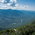 View from Cannon Mountain.- Franconia Notch State Park