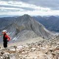 The Elk Mountains.- Capitol Peak