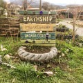 Earthship Patagonia Hostel.- Earthship Patagonia Hostel