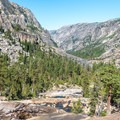 The Grand Canyon of the Tuolumne River.- Glen Aulin High Sierra Camp to Waterwheel Falls