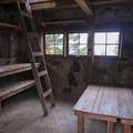 Basic amenities inside - the bottom floor.- Pechuck Lookout