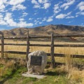 A memorial for the Frary family.- The Frary Homestead