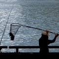 The fishermen have a successful catch. - Starved Rock State Park
