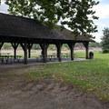 Enjoy a picnic alongside the river. - Starved Rock State Park