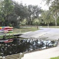 The park has a boat launch, along with canoe and kayak rentals.- Lake Griffin State Park