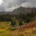 Rain, hail, and even snow are not uncommon in summer afternoons.- Neva Backcountry Zone