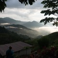 One of the many views from the hostel.- Mundo Nuevo to Pozo Azul to Minca Loop