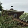Roof design of Pavilion Bridge.- Nan Lian Garden