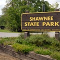 The park is located in southwestern Pennsylvania.- Shawnee State Park