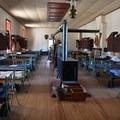 Squad room.- Fort Davis National Historic Site