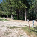 Space between most sites is generous. - Bessey Recreation Complex + Campground