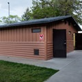 A designated tornado shelter is conveniently located.- Bessey Recreation Complex + Campground
