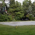 A basketball court is available.- Bessey Recreation Complex + Campground