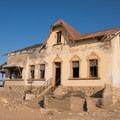 Kolmanskop ghost town.- Namib Desert Driving Tour