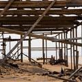 Decrepit structures on the tour.- Namib Desert Driving Tour