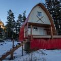 Watersprite Hut.- BCMC Watersprite Hut