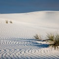 White Sands National Monument.- White Sands National Monument Dispersed Campsites