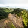 Views of Hawai'i Kai and Koko Head.- Kuliouou West Loop