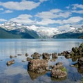 Garabaldi Lake.- Garibaldi Provincial Park