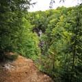 Chapel Falls.- Chapel Falls to Mosquito Falls Loop