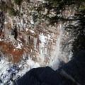 View Verkeerder Kill Falls.- Shawangunk Ridge Trail: Sam's Point Section