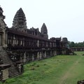 North side of the outer courtyard.- Angkor Wat