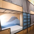Midgard Base Camp offers hostel beds in four-person and six-person rooms.- Midgard Base Camp