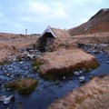 The spring sits in an isolated area, though the pool tends to fill up quick.- Hrunalaug (Hruni Hot Springs)