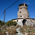 The historic desert tower is where you'll obtain your pass to the boulder park. You can also take a self-guided tour of the tower, which provides even more stunning views of the Imperial Valley. - Boulder Park