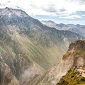 Condor Cross is the place with the highest chance to watch the condors. As the birds soar past the canyon walls, the lookout point also offers breathtaking views down into the depths of the canyons.- Colca Canyon
