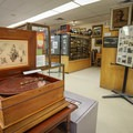 The Eastern California Museum has a variety of artifacts and displays.- Eastern California Museum Trail