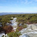 Great views of the Catskills from the High Point.- Sam's Point Loop