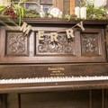 Piano included.- Adirondack Loj