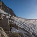 Col du Tour.- Aiguille du Tour, East Face