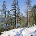 Gold Hill Trail in North Idaho. - Gold Hill Trail #3