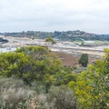 Hikers are rewarded with a scenic view at the top of Annie's Canyon Trail.- Annie's Canyon Trail via North Rios Trail