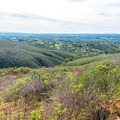 The view from Copper Creek Trail.- Copper Creek Trail via Whiptail Trail