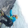 Top-quality mixed climbing to be found as well at Bear Spirit Ice Crag.- Bear Spirit Ice Crag